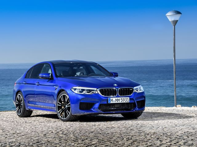 58 All New 2019 Bmw M5 Price and Review with 2019 Bmw M5