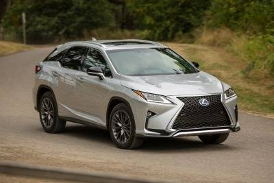 58 Best Review 2019 Lexus Rx 450H Review for 2019 Lexus Rx 450H