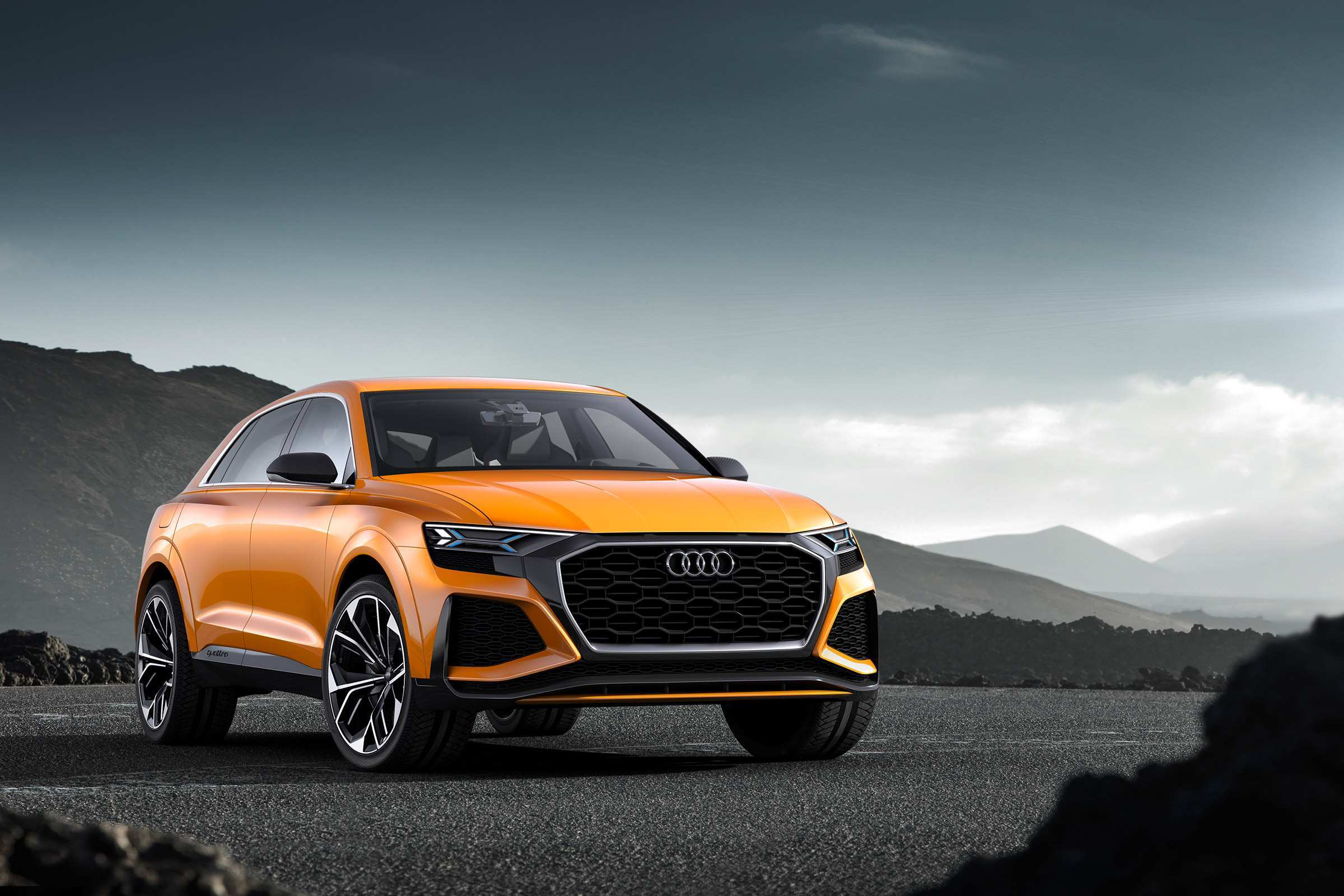58 Concept of Audi Hybrid Range 2020 Price and Review for Audi Hybrid Range 2020