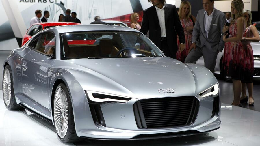 58 Concept of Audi Vision 2020 Performance by Audi Vision 2020