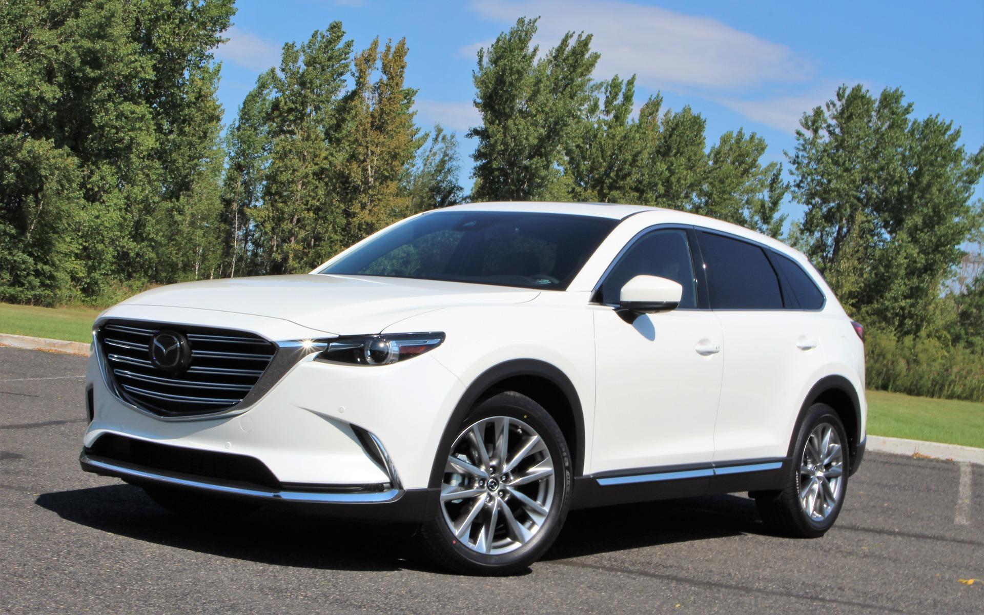 58 New 2020 Mazda Cx 9 Update Overview for 2020 Mazda Cx 9 Update