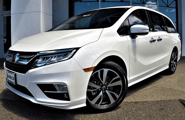 59 All New When Will 2020 Honda Odyssey Come Out First Drive for When Will 2020 Honda Odyssey Come Out