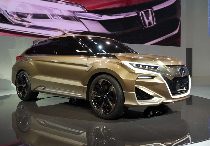 59 Best Review 2019 Honda Crosstour Redesign with 2019 Honda Crosstour