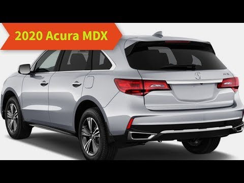 59 Best Review Acura Mdx 2020 Changes Interior by Acura Mdx 2020 Changes