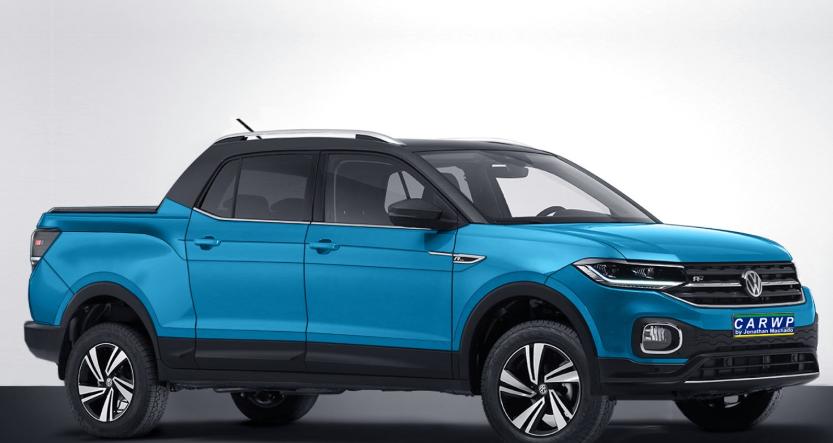 59 Concept of Volkswagen Saveiro 2020 Images by Volkswagen Saveiro 2020