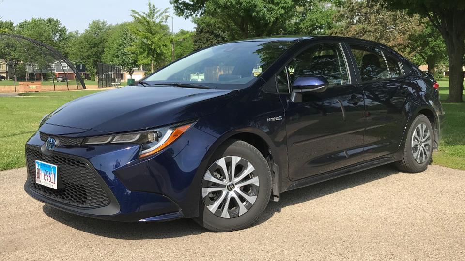 59 New Toyota Corolla Hybrid 2020 Interior by Toyota Corolla Hybrid 2020