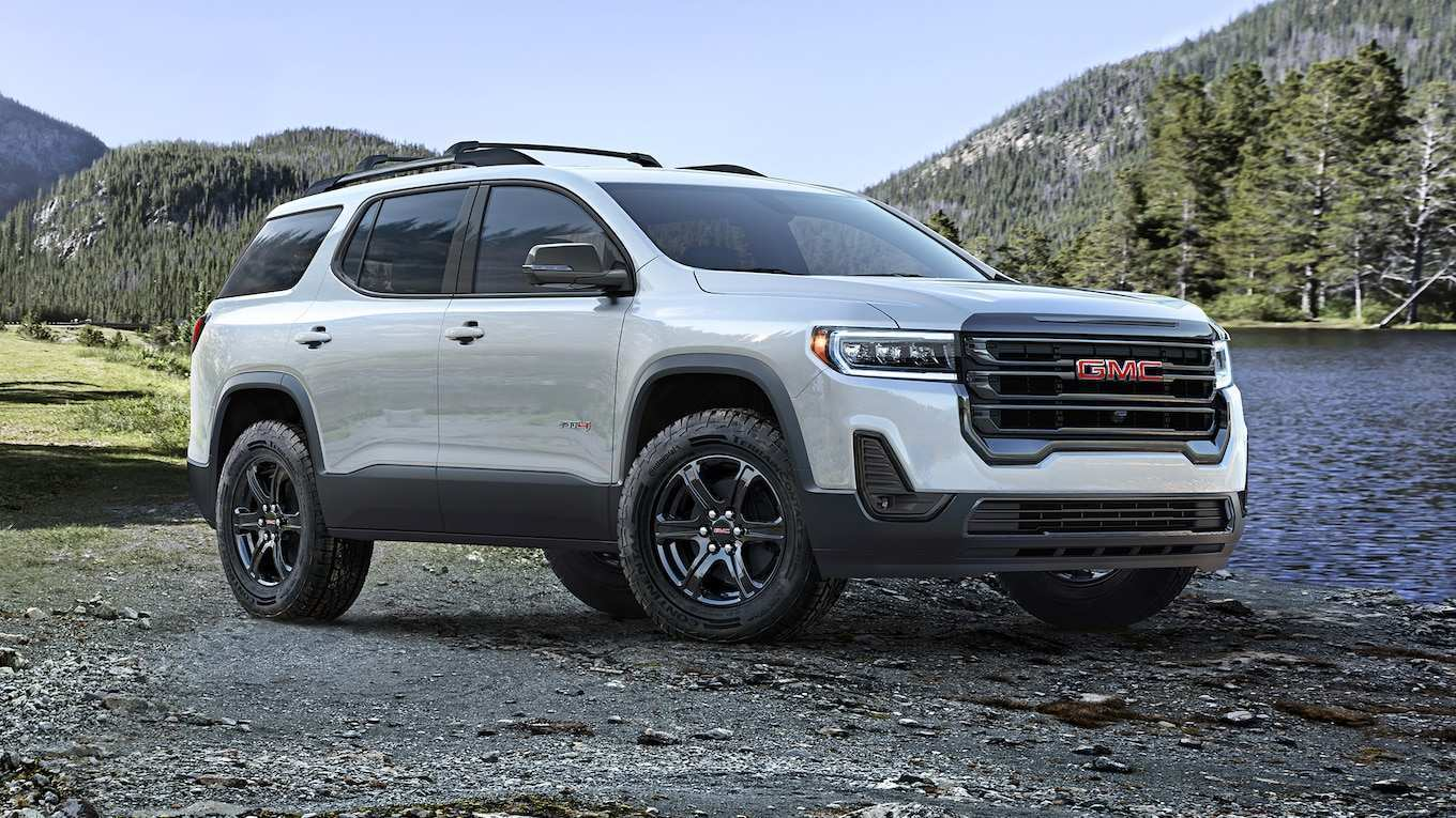 59 The New 2020 Gmc Jimmy Exterior by New 2020 Gmc Jimmy