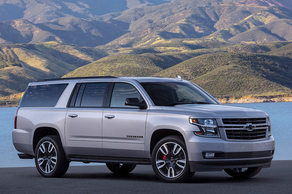 60 Gallery of When Will The 2020 Chevrolet Suburban Be Released Configurations for When Will The 2020 Chevrolet Suburban Be Released