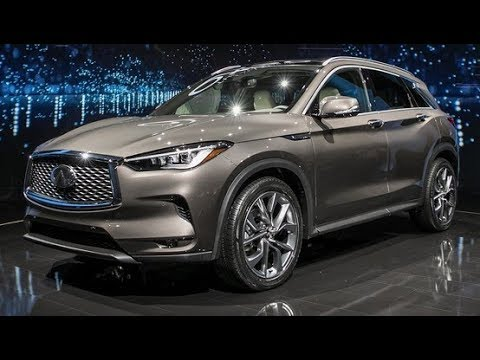 61 Gallery of New Infiniti Suv 2020 Images with New Infiniti Suv 2020