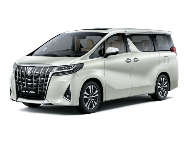 62 Best Review 2019 Toyota Alphard Exterior with 2019 Toyota Alphard
