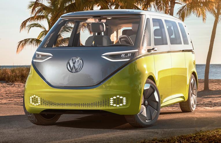 62 Concept of Volkswagen Bulli 2020 Specs with Volkswagen Bulli 2020