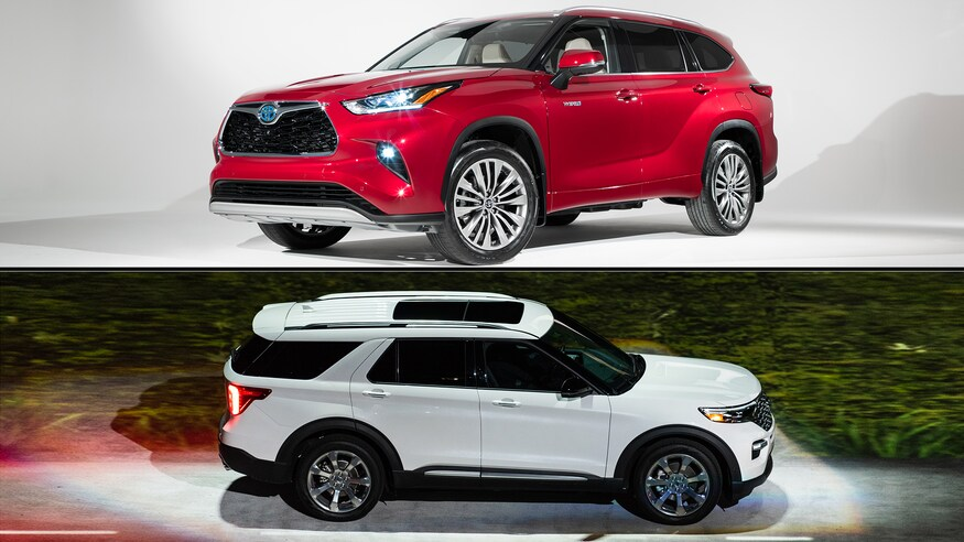 62 New Pictures Of 2020 Toyota Highlander Rumors for Pictures Of 2020 Toyota Highlander