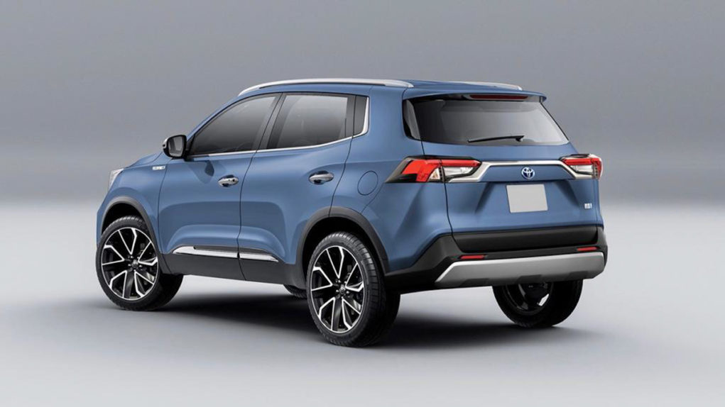 62 The Toyota Upcoming Suv 2020 New Concept with Toyota Upcoming Suv 2020