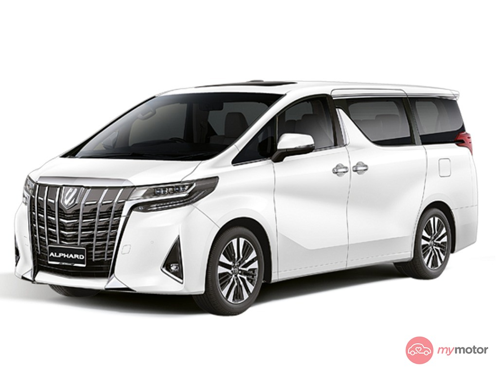 63 Best Review 2019 Toyota Alphard New Review with 2019 Toyota Alphard