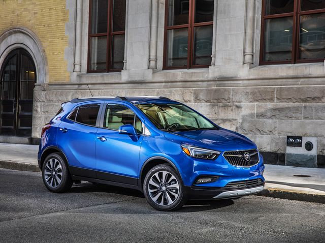 63 Concept of New Buick Encore 2020 Redesign and Concept with New Buick Encore 2020