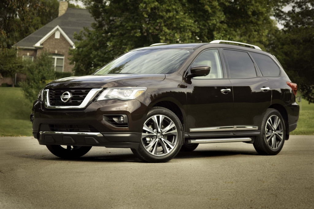 63 Gallery of 2019 Nissan Pathfinder Hybrid Overview for 2019 Nissan Pathfinder Hybrid