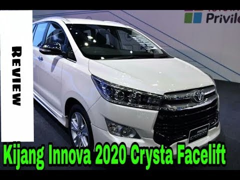 63 Gallery of Toyota Kijang Innova 2020 Speed Test with Toyota Kijang Innova 2020