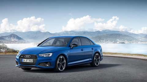 64 All New Audi Modelos 2020 Overview with Audi Modelos 2020