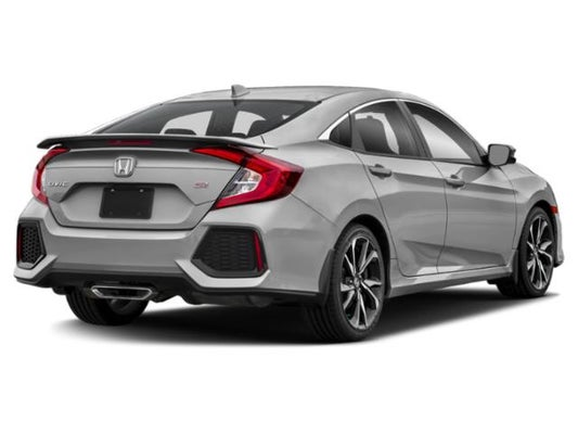 64 Concept of 2019 Honda Civic Si Sedan Release Date by 2019 Honda Civic Si Sedan