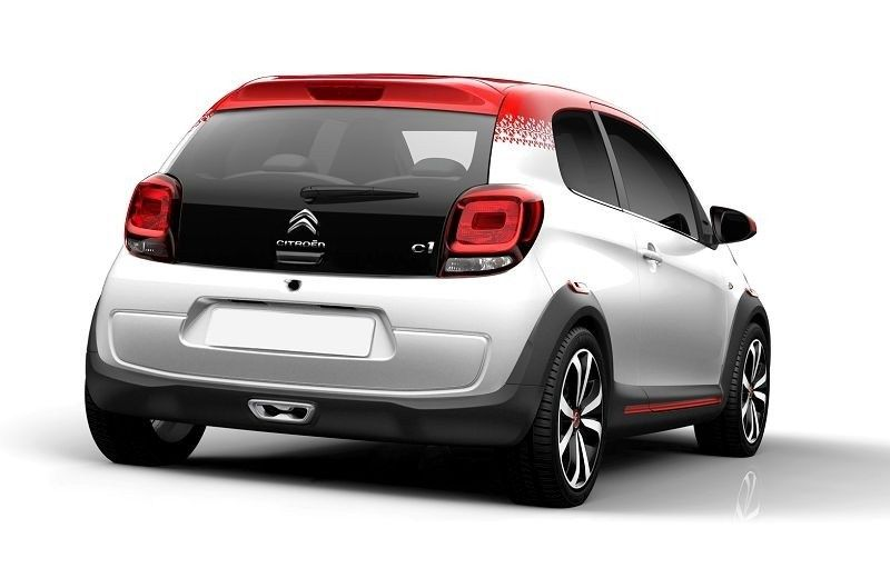 64 Gallery of 2019 Citroen C1 Picture with 2019 Citroen C1