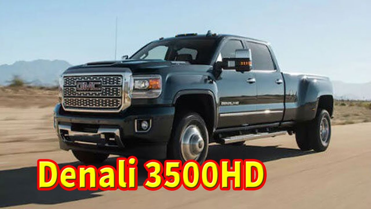 65 All New 2020 Gmc 3500 Denali For Sale Research New for 2020 Gmc 3500 Denali For Sale