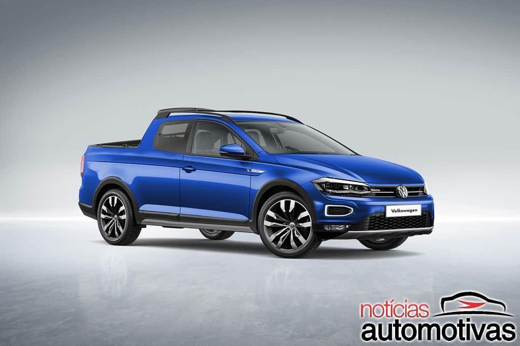 65 All New Volkswagen Saveiro 2020 Release with Volkswagen Saveiro 2020