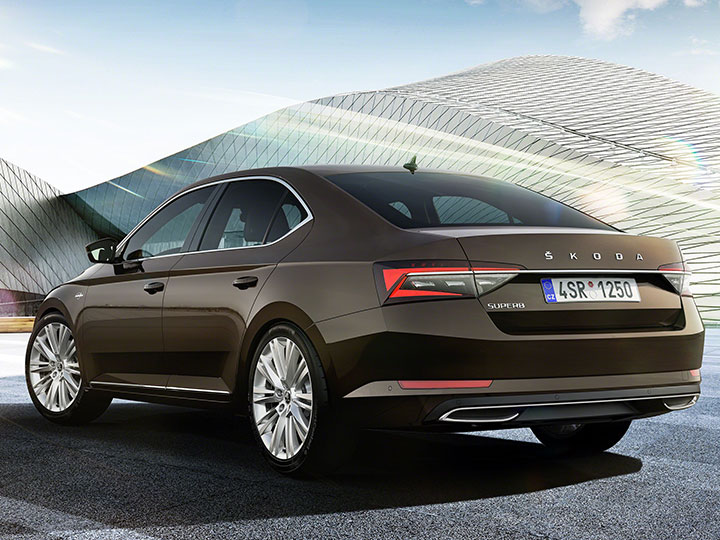 65 Concept of 2019 New Skoda Superb Overview by 2019 New Skoda Superb
