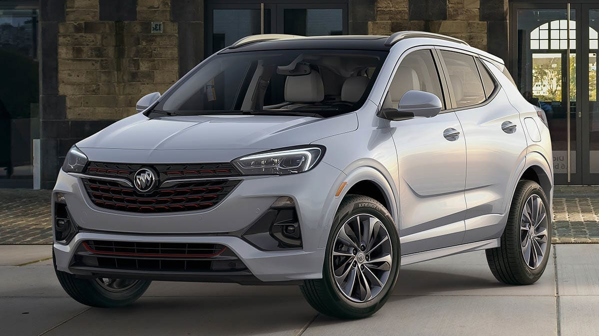 66 All New New Buick Encore 2020 Spy Shoot by New Buick Encore 2020
