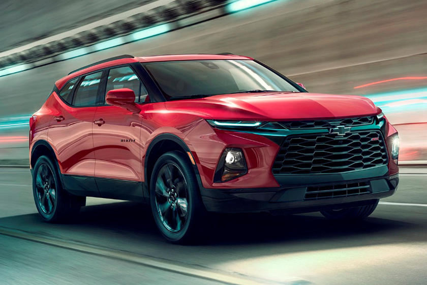 66 Best Review Chevrolet Blazer 2020 Speed Test for Chevrolet Blazer 2020