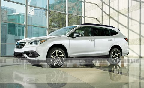 66 Gallery of 2020 Subaru Outback Ground Clearance Specs for 2020 Subaru Outback Ground Clearance