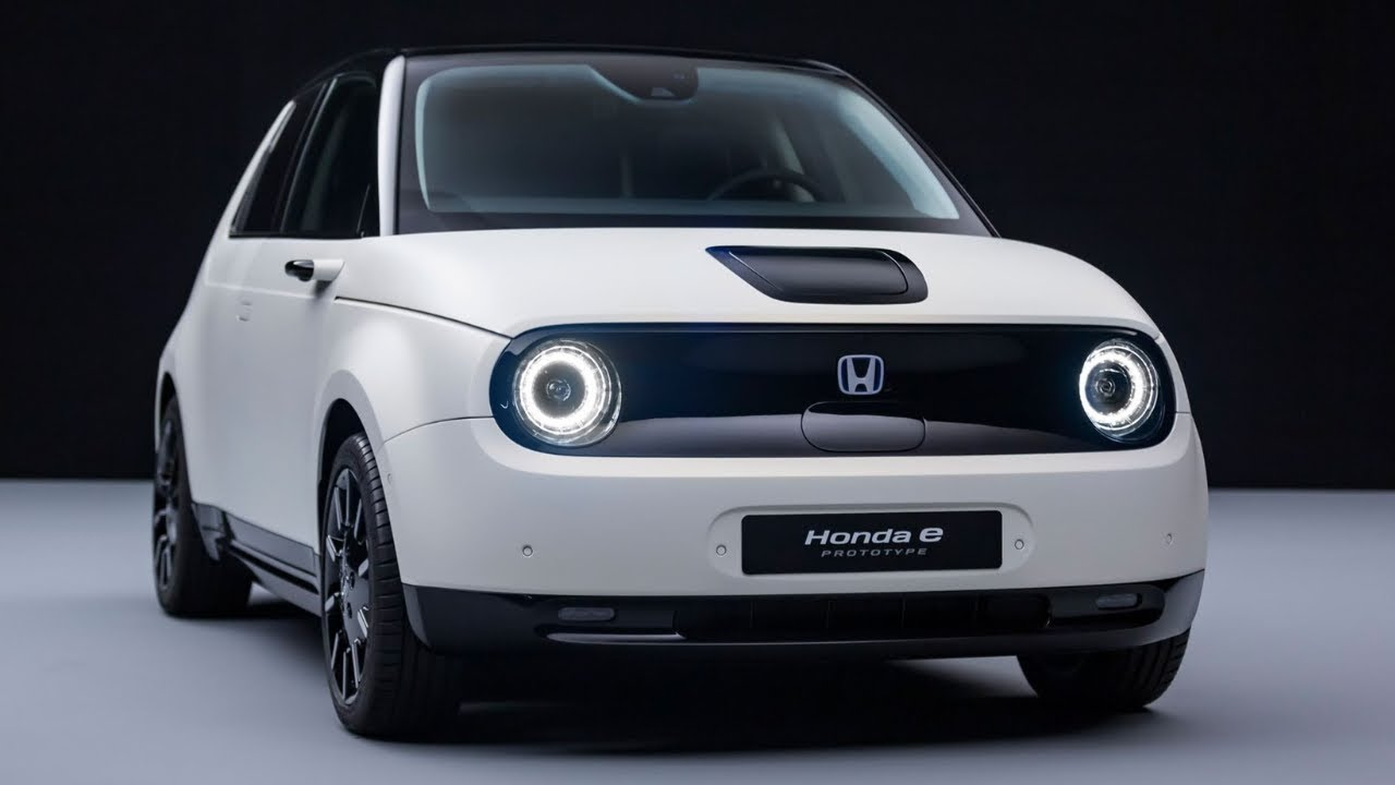 66 Gallery of Honda E2020 Release by Honda E2020