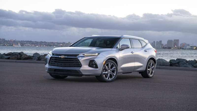 66 The Chevrolet Blazer 2020 Model with Chevrolet Blazer 2020