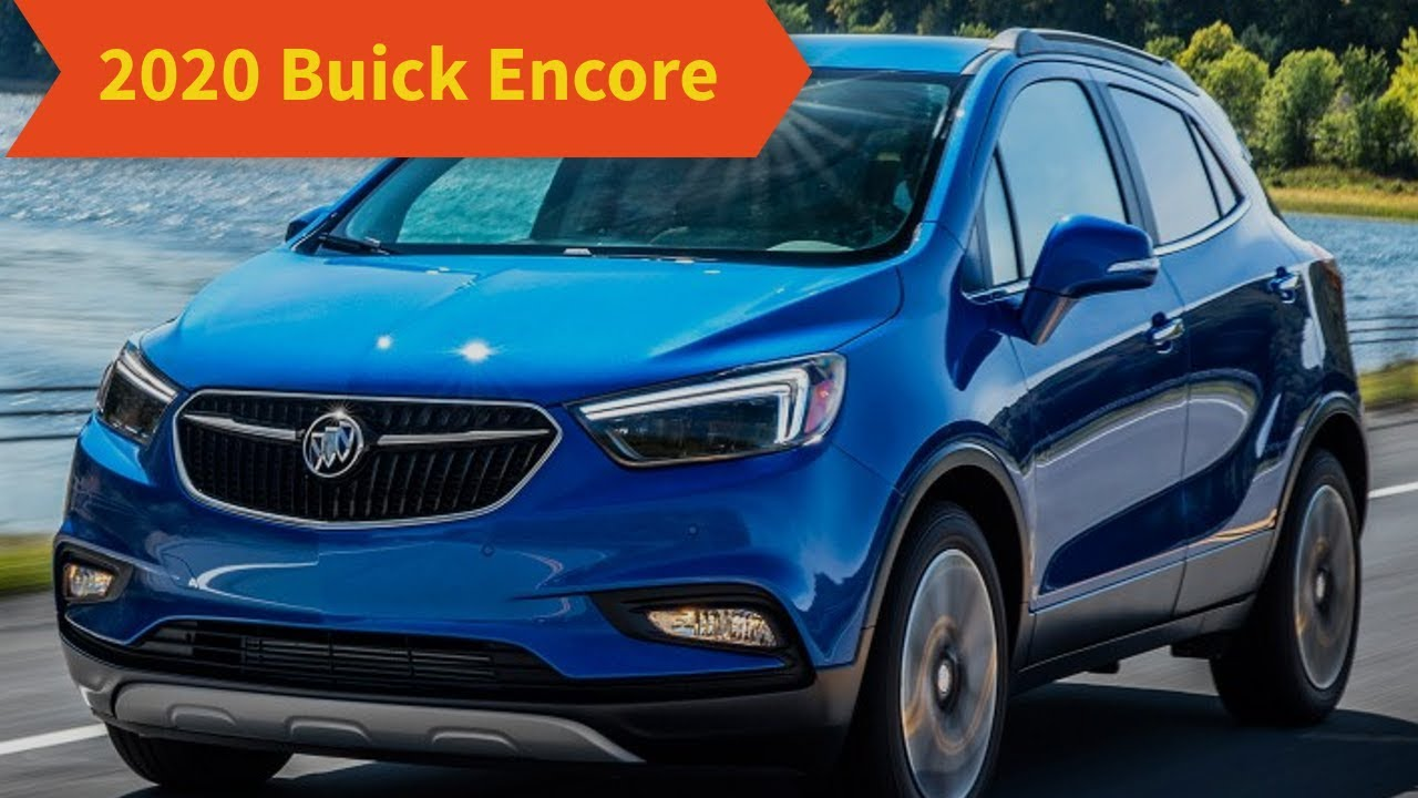 68 All New New Buick Encore 2020 New Review for New Buick Encore 2020