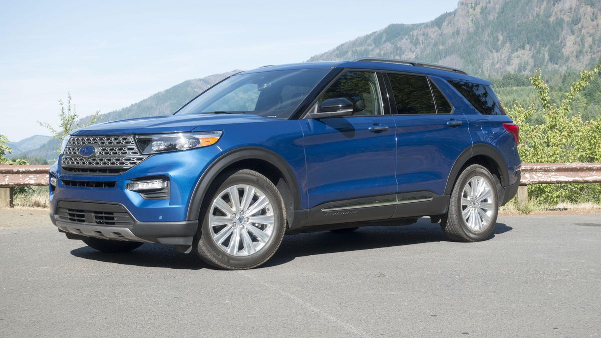 68 Gallery of Ford Hybrid Explorer 2020 Exterior and Interior by Ford Hybrid Explorer 2020