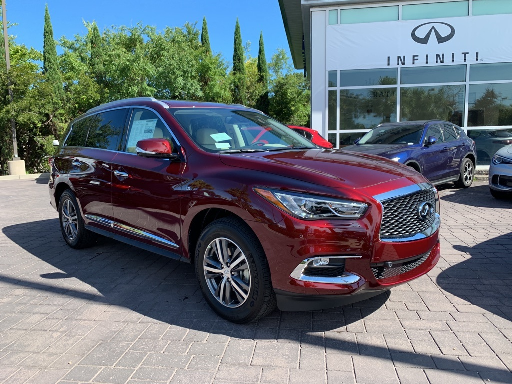 68 Gallery of New Infiniti Suv 2020 Price by New Infiniti Suv 2020