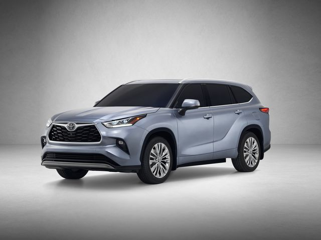 68 Gallery of Pictures Of 2020 Toyota Highlander Images with Pictures Of 2020 Toyota Highlander