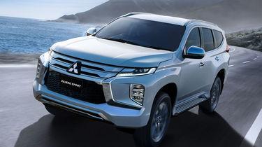 68 New 2020 All Mitsubishi Pajero Wallpaper with 2020 All Mitsubishi Pajero