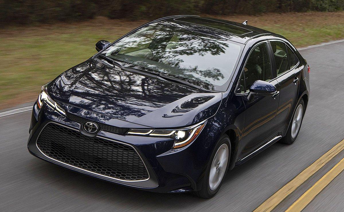 69 All New Toyota Corolla 2020 Rumors by Toyota Corolla 2020