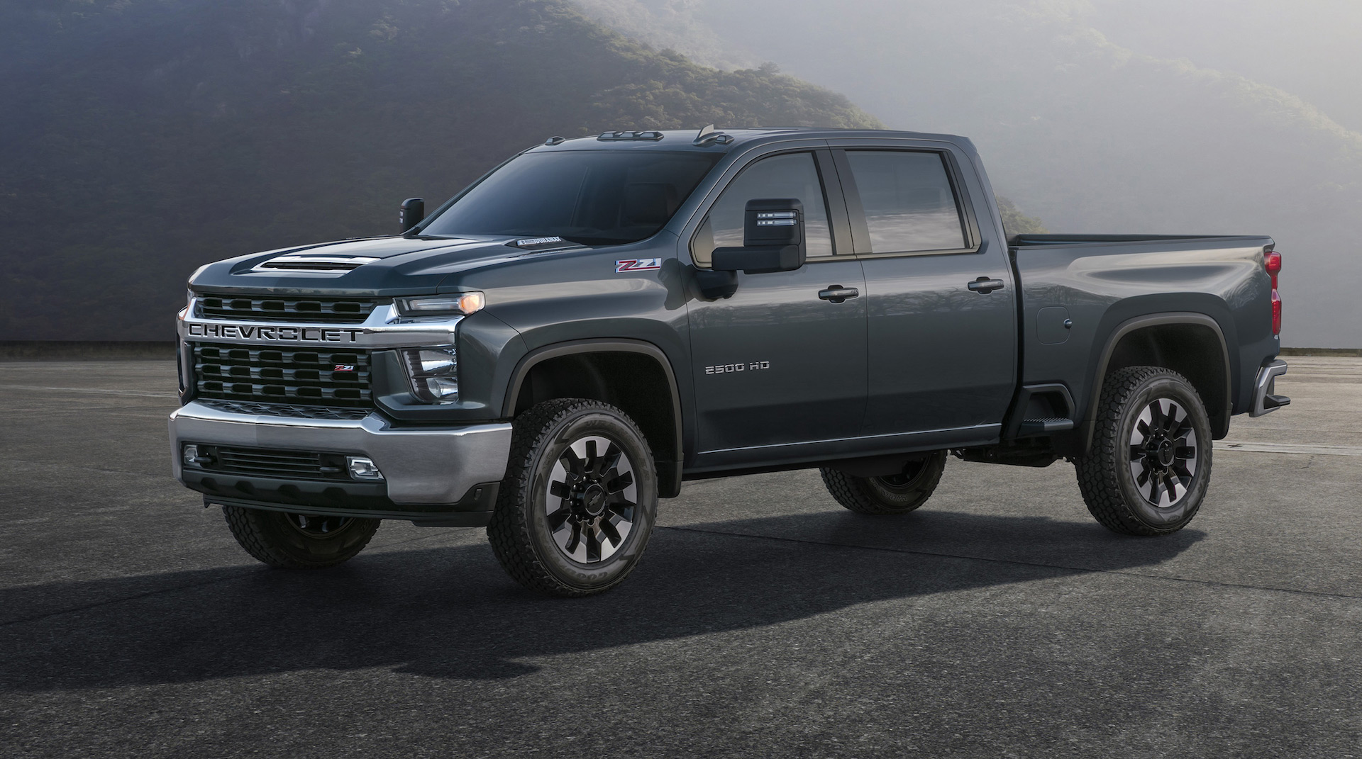 69 Best Review 2020 Chevrolet Silverado 2500Hd High Country Performance and New Engine with 2020 Chevrolet Silverado 2500Hd High Country