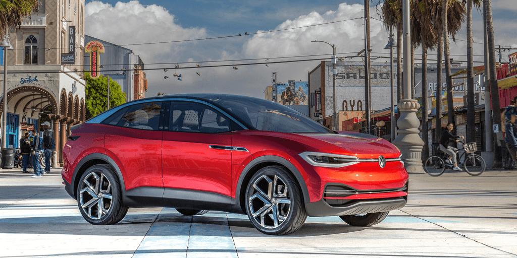 69 Concept of Volkswagen I D Crozz 2020 Spesification by Volkswagen I D Crozz 2020