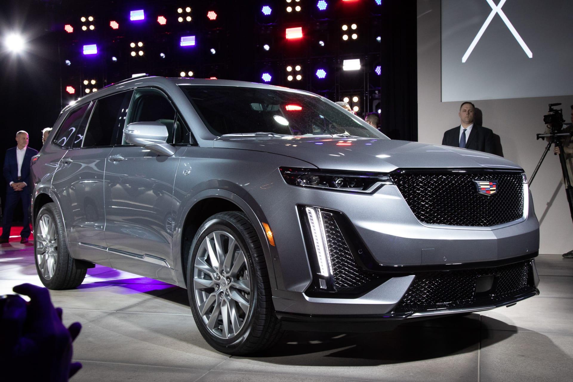 69 New 2020 Cadillac Suv Lineup Exterior and Interior with 2020 Cadillac Suv Lineup