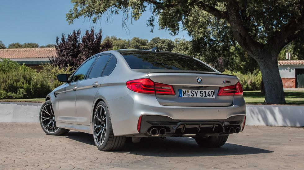 70 All New 2019 Bmw M5 Ratings by 2019 Bmw M5
