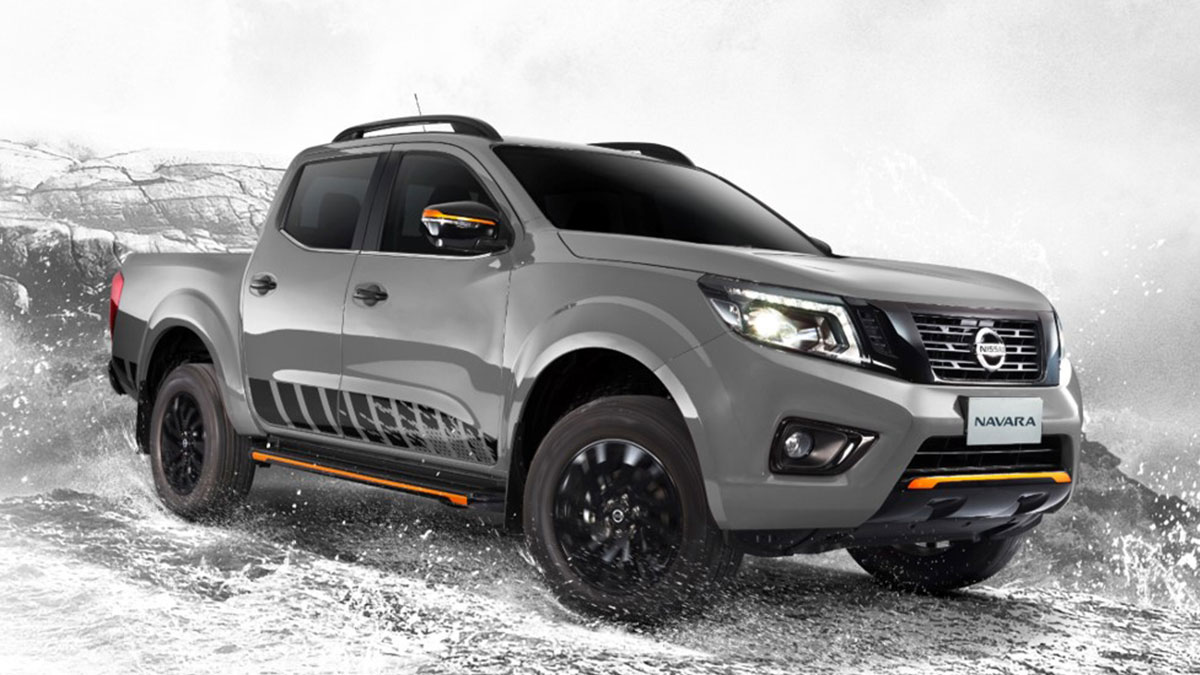 70 Best Review 2019 Nissan Navara Spy Shoot with 2019 Nissan Navara