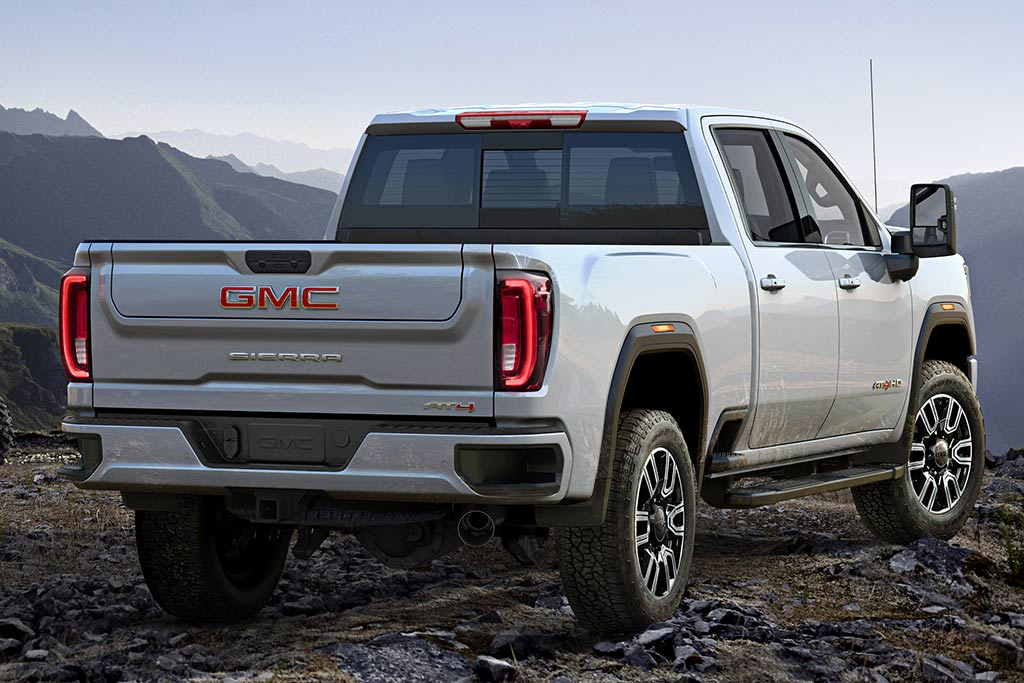 70 Gallery of 2020 Gmc 2500 New Body Style Price for 2020 Gmc 2500 New Body Style