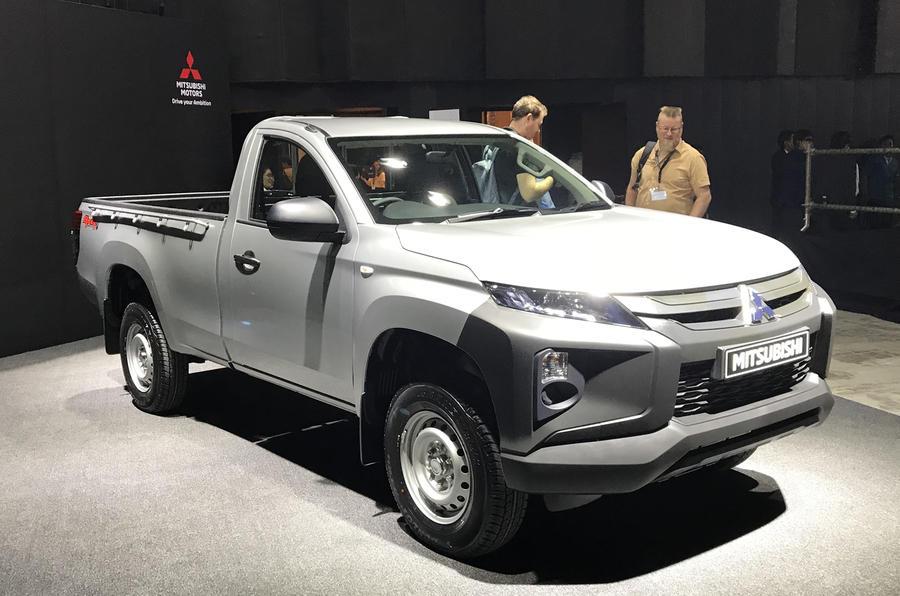 70 Gallery of Mitsubishi Triton 2020 Concept with Mitsubishi Triton 2020
