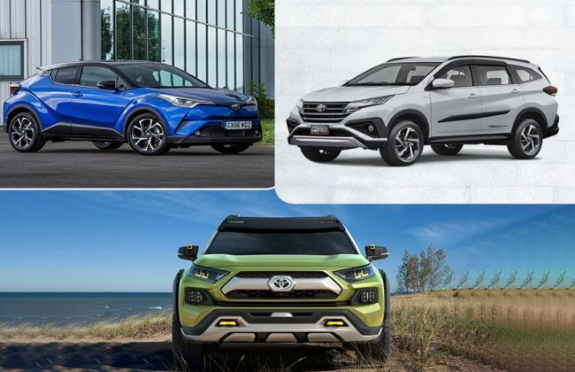 70 Gallery of Toyota Upcoming Suv 2020 Release with Toyota Upcoming Suv 2020
