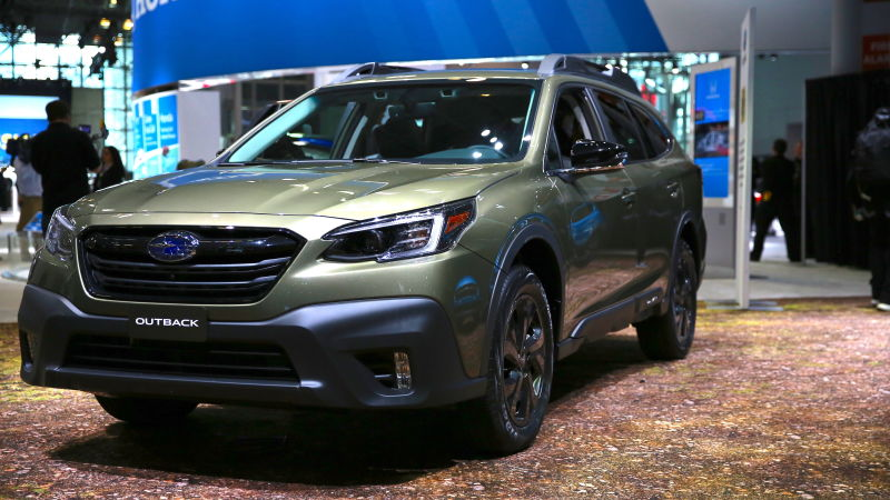 70 Great 2020 Subaru Outback Ground Clearance New Review for 2020 Subaru Outback Ground Clearance