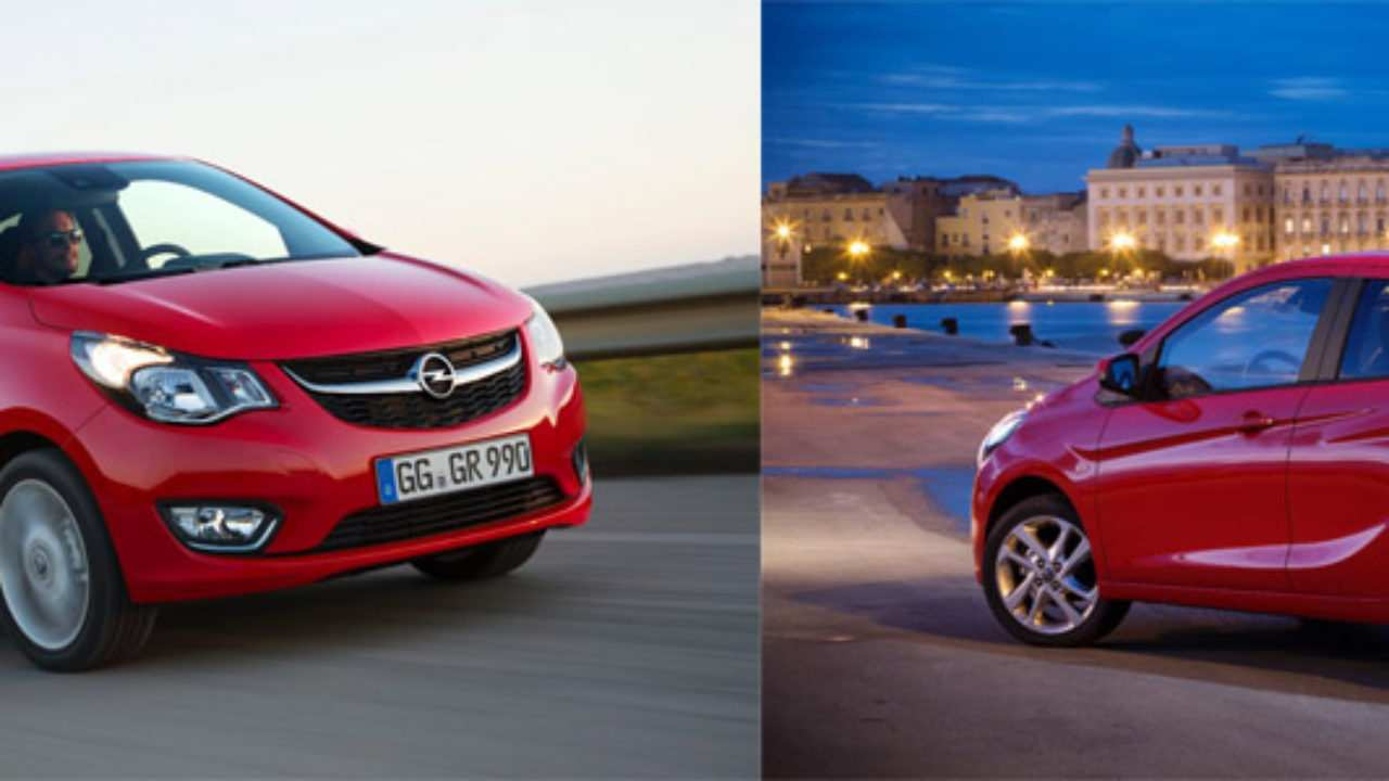 70 The Nouvelle Opel Karl 2020 Performance and New Engine by Nouvelle Opel Karl 2020