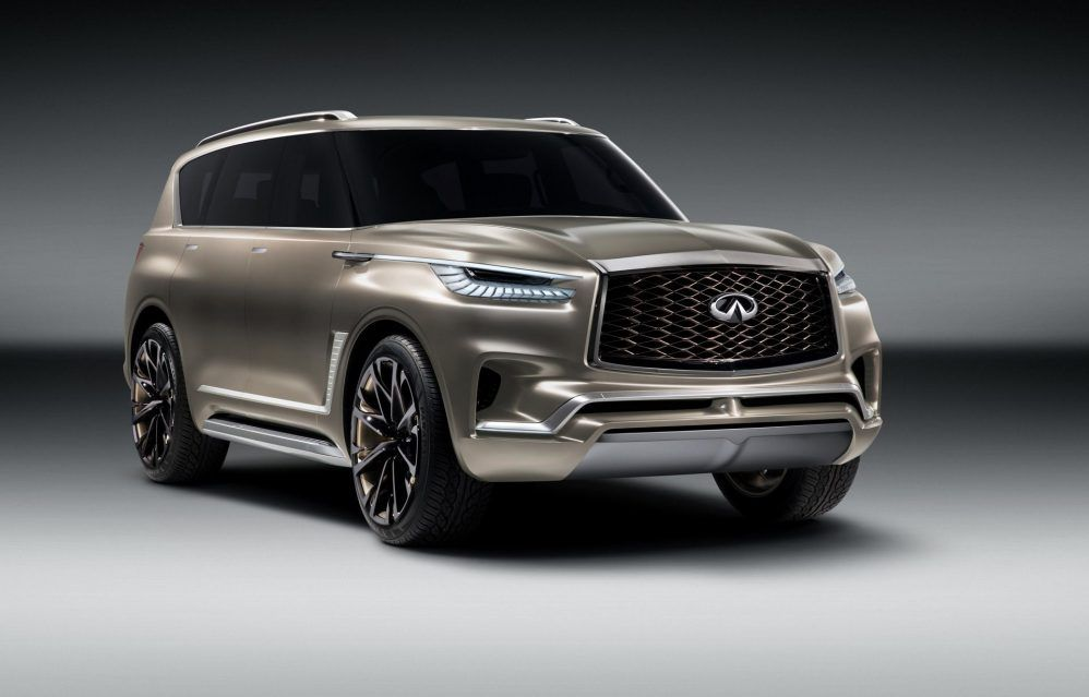 71 The New Infiniti Suv 2020 Style for New Infiniti Suv 2020