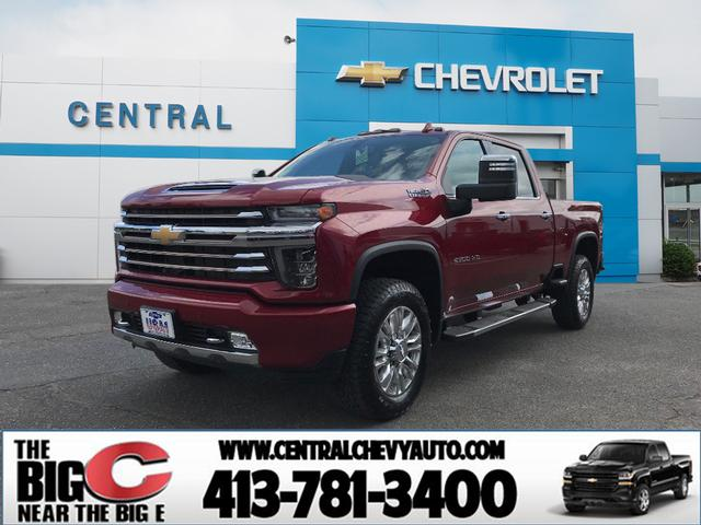 72 All New 2020 Chevrolet Silverado 2500Hd High Country Performance and New Engine with 2020 Chevrolet Silverado 2500Hd High Country